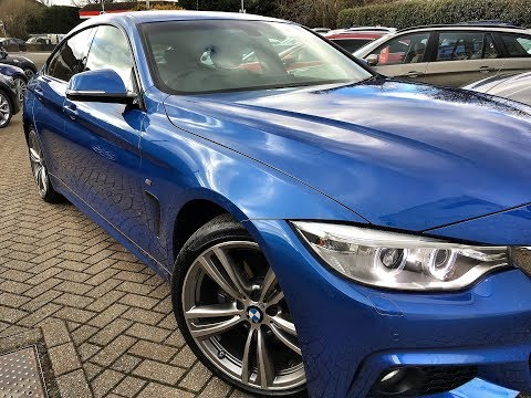 BMW 4 Series Gran Coupe 420d M Sport Gran Coupe for Sale at CMC-Cars, Near Brighton, Sussex