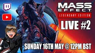 Mass Effect Legendary Edition L VE 2 PC Soldier Paragon Mass Effect