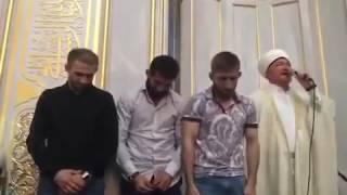 Расул Мирзаев в мечети
