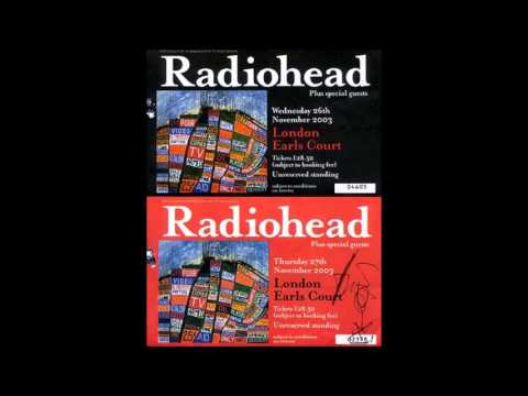 Radiohead - Backdrifts (Earl's Court 27/11/03) [FM]
