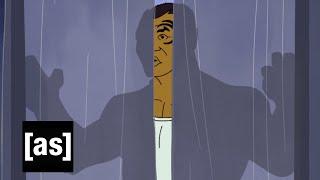 Sneak Peek: Being Discreet | Mike Tyson Mysteries | Adult Swim