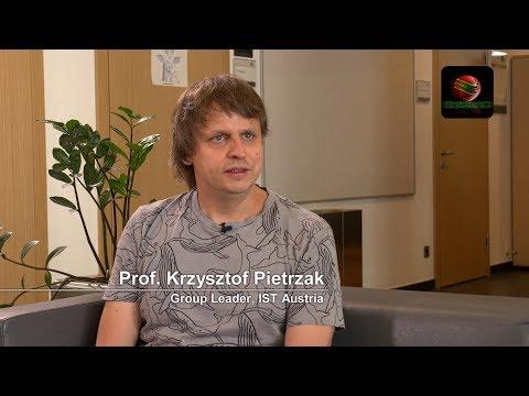 Sicher In Der Digitalen Welt Dank Kryptographie (DE) | Prof. Krzysztof Pietrzak | SCIENCO 24/2019