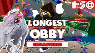 I FAIL at the LONGEST OBBY on ROBLOX 😭😭😭 (Part 1)
