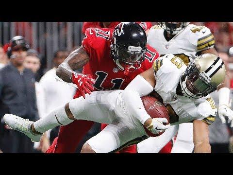 Julio Jones Playing Defense Compilation | Insane Athleticism & Hustle