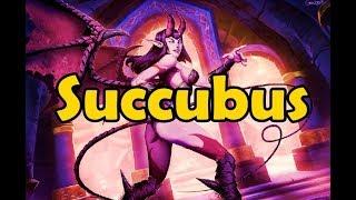 The History of Warlock Pets - Succubus (Vanilla WoW to Legion)