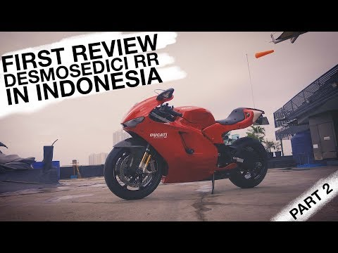 First Review Ducati Desmosedici in Indonesia - Febs 78 (Part 2)