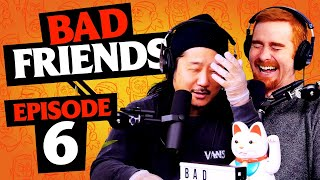 Hi, America! | Ep 6 | Bad Friends with Andrew Santino and Bobby Lee