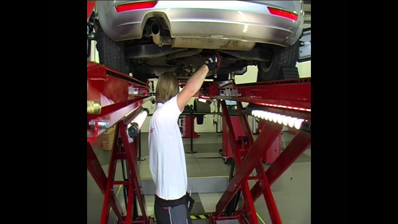Vehicle Alignment Near Me >> Wheel Alignment A Proper Job Youtube