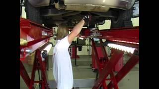 Wheel Alignment - A proper job!