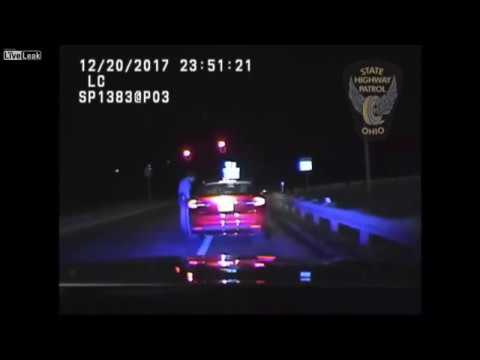 【Arrest】Cleveland police officer arrested for drunk driving by state trooper