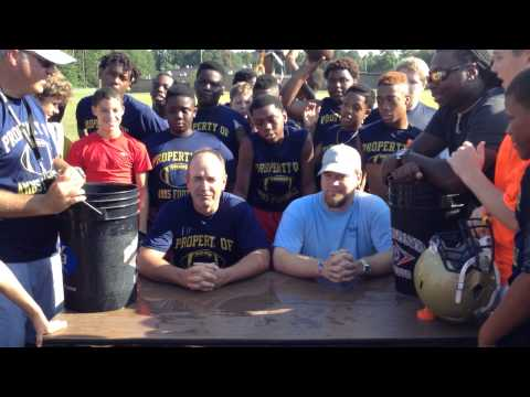 Admiral Moorer Middle School Ice Bucket Challenge BETTER QUALITY