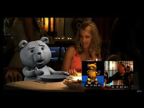 Ted  - The Making Of The Bear