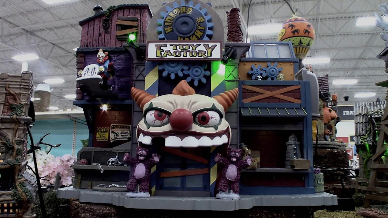Michaels 2020 Halloween Village Michaels Halloween 2020   YouTube