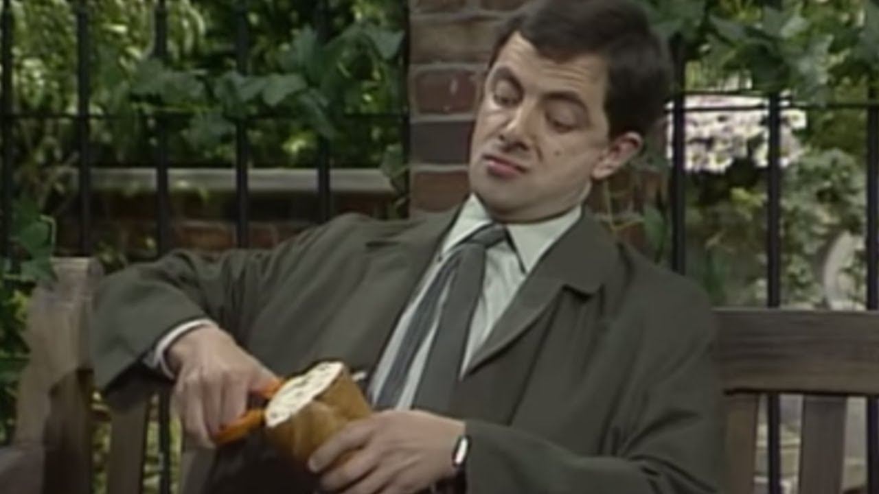 Making a sandwich mr bean official youtube making a sandwich mr bean official solutioingenieria Image collections