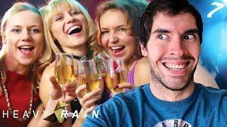 VAMOS A LA FIESTA!! | Heavy Rain (7) - JuegaGerman