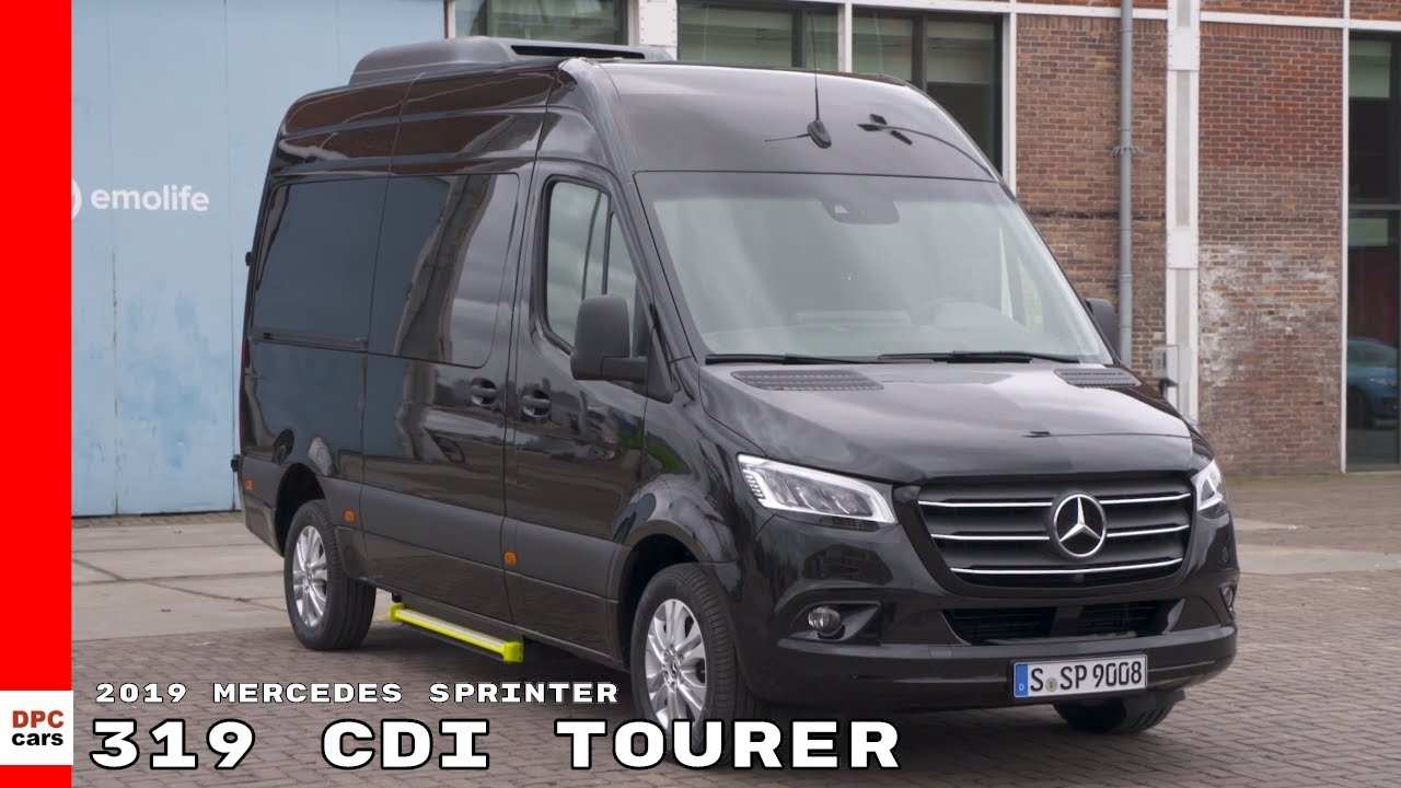 2019 mercedes sprinter 319 cdi tourer youtube. Black Bedroom Furniture Sets. Home Design Ideas