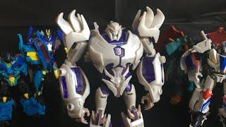 transformers prime Voyager Megatron обзор