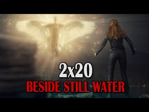 SHADOWHUNTERS 2x20 REVIEW: Beside Still Water | Canal Pandemonium