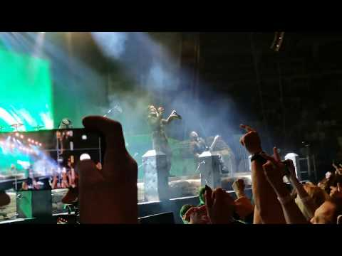 Sabaton - The Attack Of The Dead Men @ Moscow 2020 (4K)