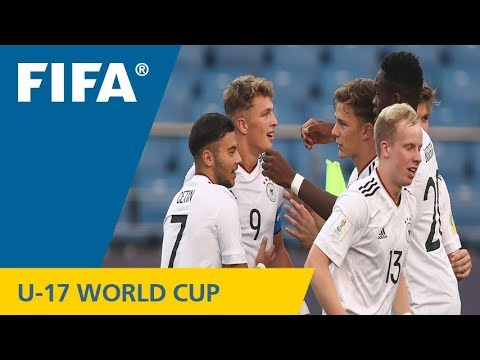 Match 37: Colombia v Germany – FIFA U-17 World Cup India 2017