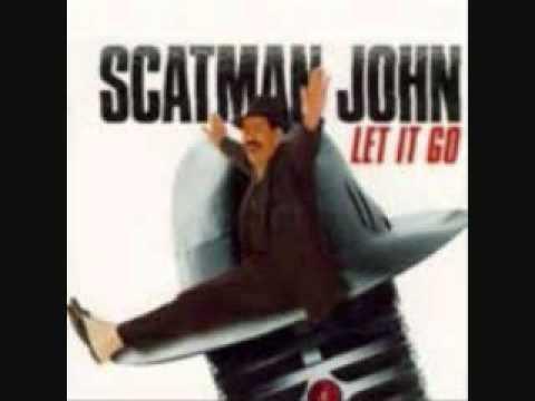 Scatman John - Let It Go [Lyrics]