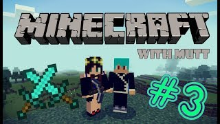 Minecraft with Mutt Part 3 | BOAT RACES