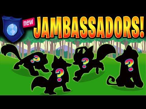 Introducing The New Jambassadors For Animal Jam!!!