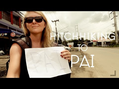 HITCHHIKING IN THAILAND AS A SOLO FEMALE TRAVELER