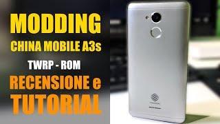 TWRP ROM e Google Camera su China Mobile A3s - Recensione e Tutorial Modding