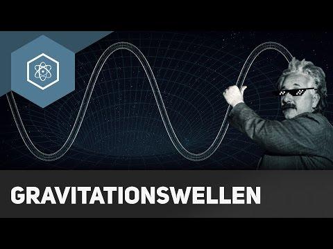 Gravitationswellen nachgewiesen! Einstein hatte Recht! - Gravitations-Astronomie