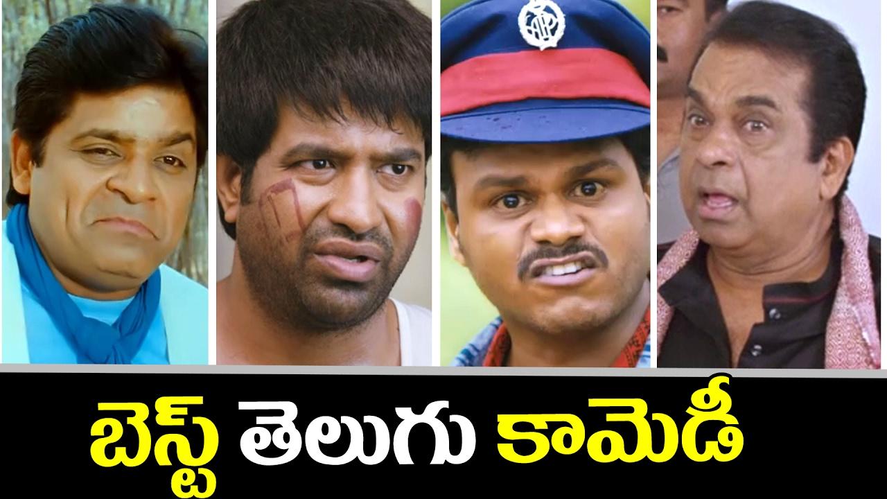 Telugu Old Movie Rajendra Prasad Super Comedy Scene ...