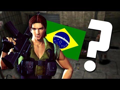 HISTÓRIA E CURIOSIDADES DO CARLOS OLIVEIRA DE RESIDENT EVIL 3! ELE É BRASILEIRO?