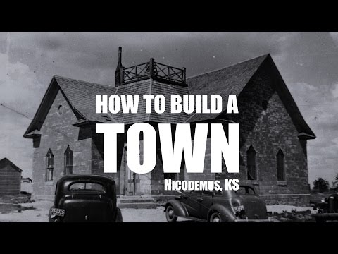 WATCH: They Built Their Own Town | Nicodemus, KS
