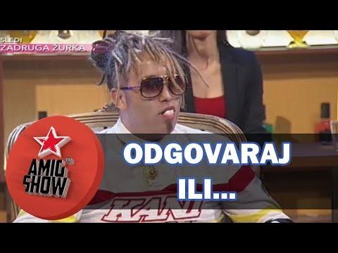 Odgovaraj ili... - Rasta - Ami G Show S11 - E22