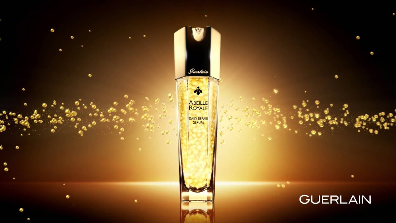 GUERLAIN Abeille Royale Serum | feelunique.com - YouTube