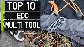 Top 10 Amazing Multi-tool for Every Day Carry