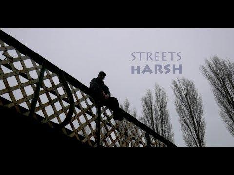 Mullin  - Streets Harsh - Music Video (prod. Dr.G) 4K