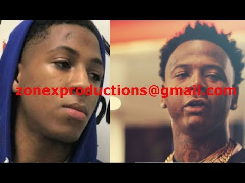 NBA Youngboy RELEASES DISS track to Moneybagg Yo  called