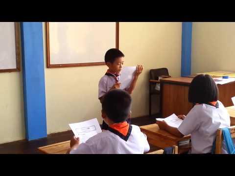 การสอนภาษาไทย ป.3 เรื่องตัวการันต์  ครูพรศิริ
