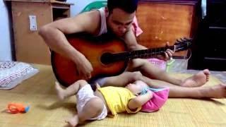 Ôi Quê Tôi - Guitar Tú Hoàng Cover phiên bản Siêu Hài