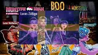 Monster High - Shooting Stars (Swedish) [Movie Version] HD