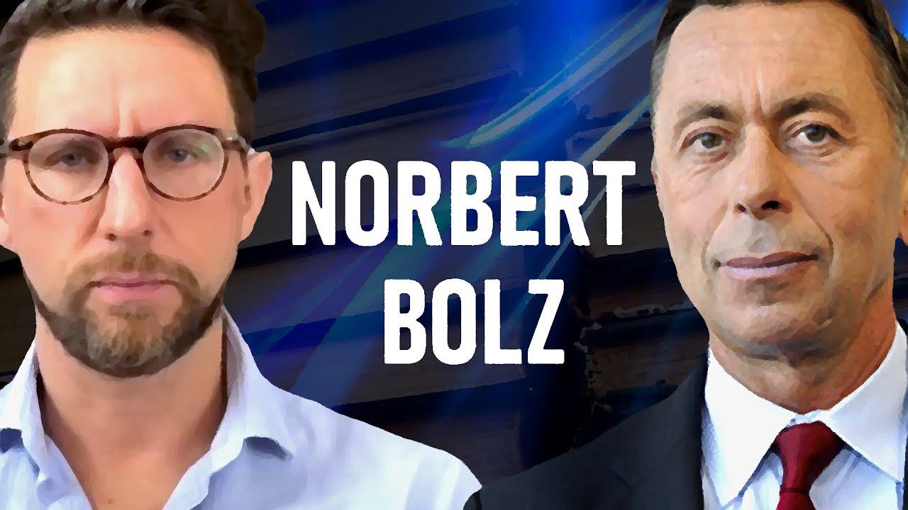 Die Pandemie der Angst – Norbert Bolz im Gespräch