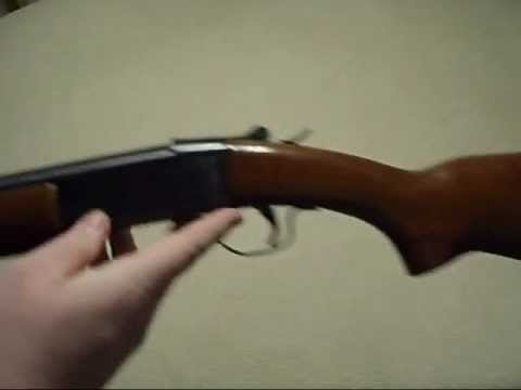 An American Classic: The Winchester Model 37 and Model 37a Shotgun Review  YouTube