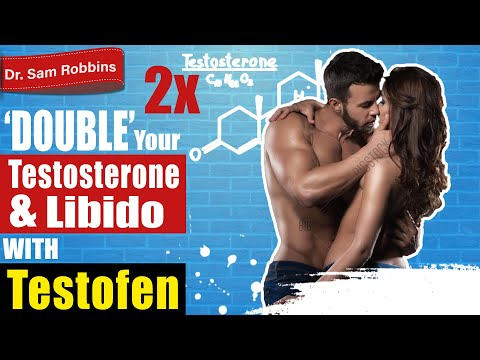 ♂ Does Testofen or Fenugreek Increase Testosterone? New Research Reveals by Dr Sam Robbins