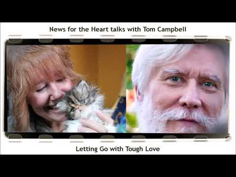 Laurie Huston Inteviews Tom Campbell on Tough Love