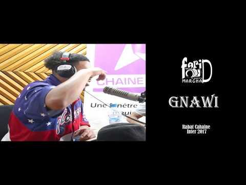 "Gnawi Interview Rabat Chaîne inter قصة الكناوي مع أغنية الوصية و السبب اللي خلاه يغني ""الفراق"""