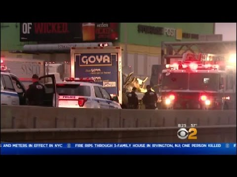 Deadly Crash On The Cross Bronx Expressway