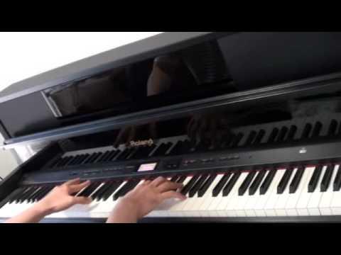 [ココロコネクト OP]パラダイムをピアノで弾いてみた[eufonius]