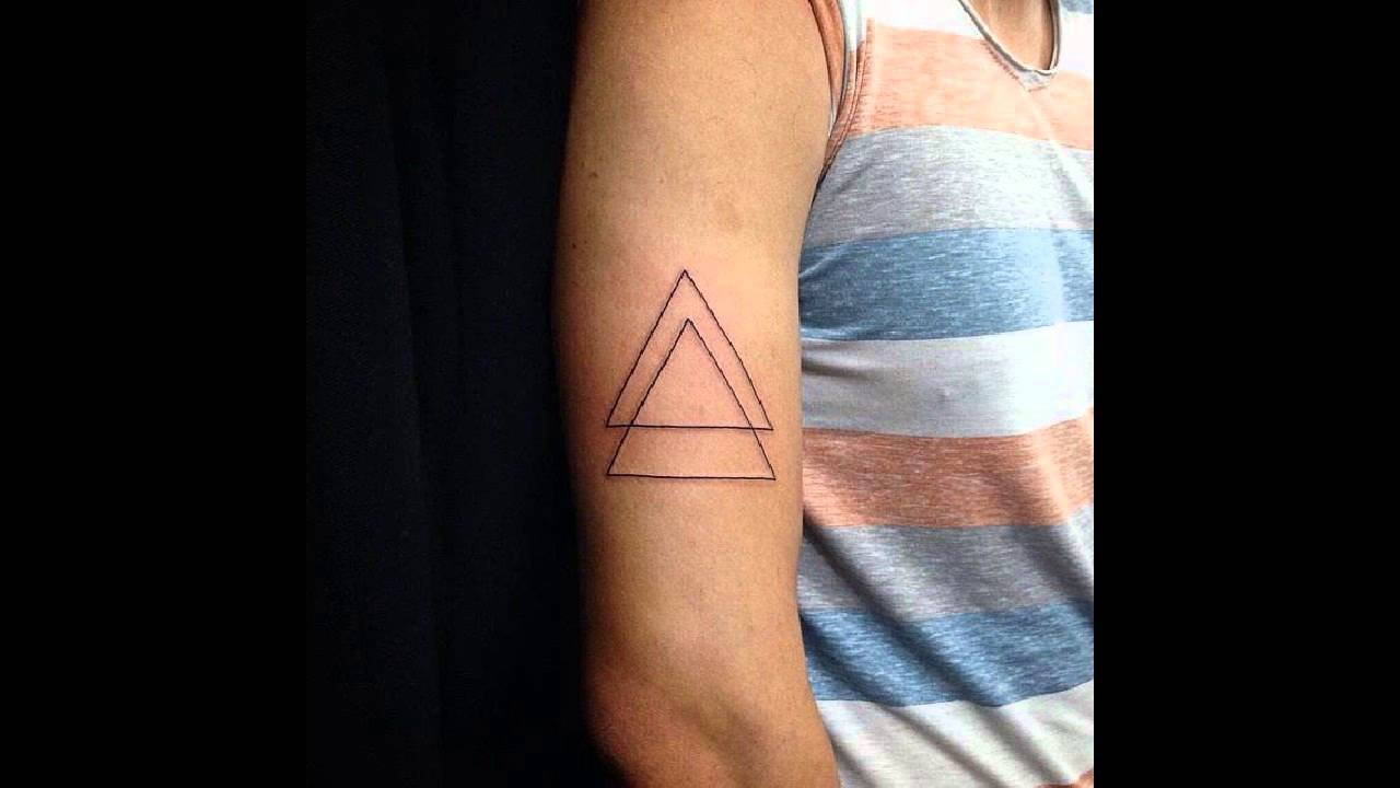 40 Unique Triangle Tattoo Meaning And Designs Sacred Geometry