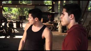 never back down 2 trailer 2011 first look